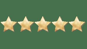 5 star review website help